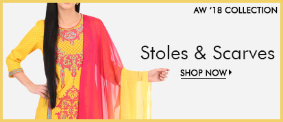Stoles & Scarves - AW '18 Collection
