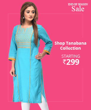 Tanabana collection - starting at 299