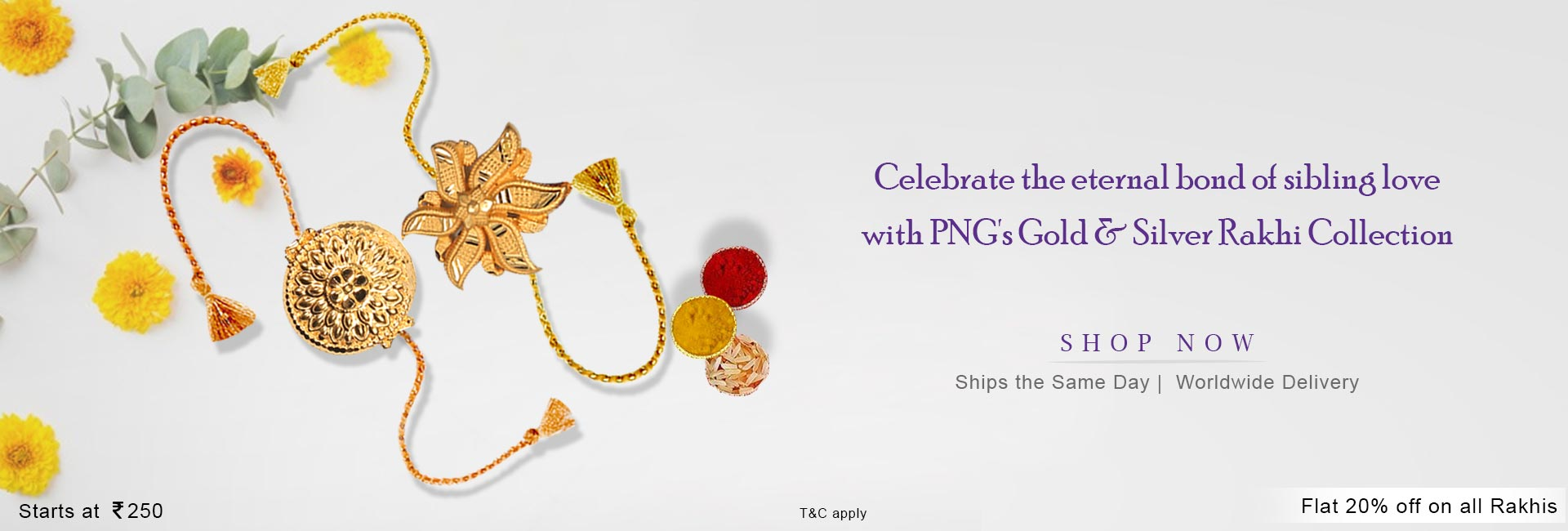 Welcome To Online Jewellery Shopping Store | PNG Jewellers