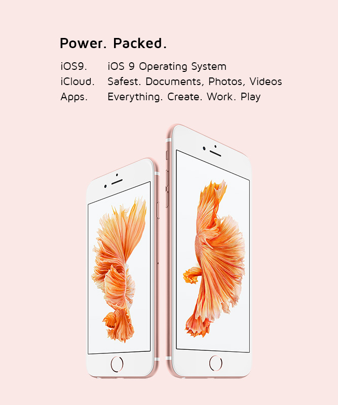 new concept 646b6 17af8 iPhone 6S - Buy apple iPhone 6S Online at Best Prices in India ...