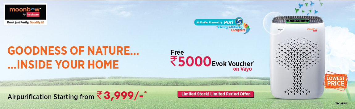 1 Air Purifier For Home Amp Office Online In India Evok By