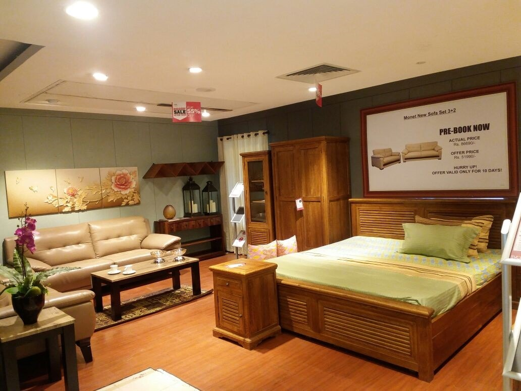 1 furniture store in bangalore jp nagar evok by hindware Best home furniture in bangalore