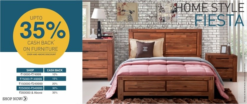 EVOK Buy Furniture Online Home Furniture Online  : homefiesta banner3 31 03 2017 from www.evok.in size 836 x 352 jpeg 71kB