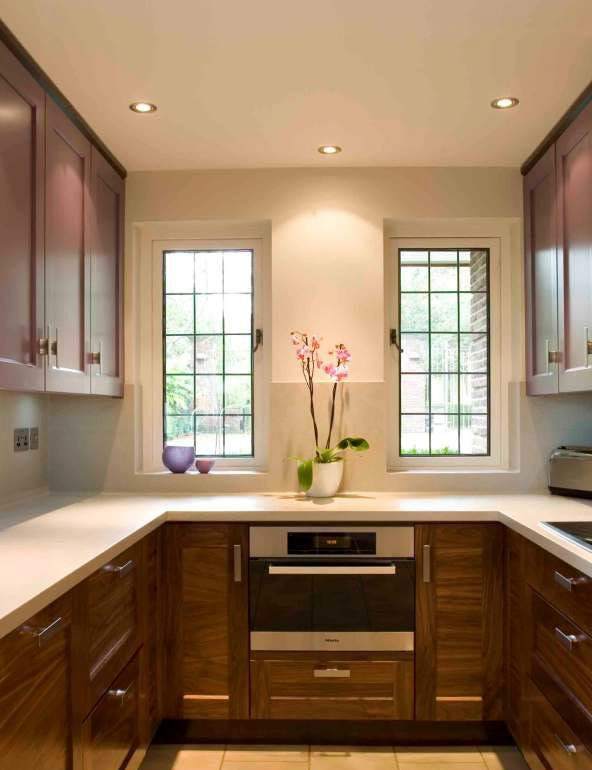 Charming THE U SHAPED KITCHEN