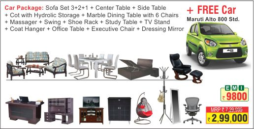 Largest Furniture Showroom In Hyderabad Best Online