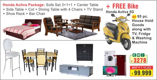 Largest Furniture Showroom In Hyderabad Best Online