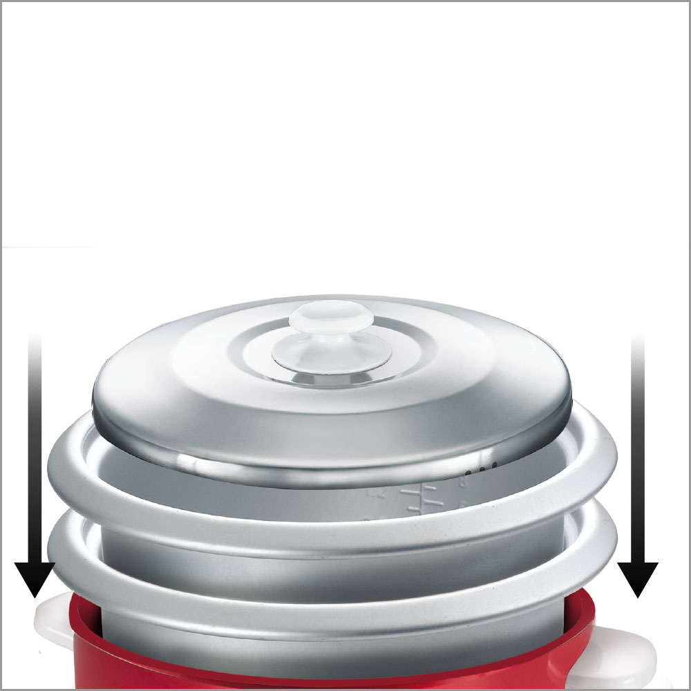 ADDITIONAL COOKING PAN