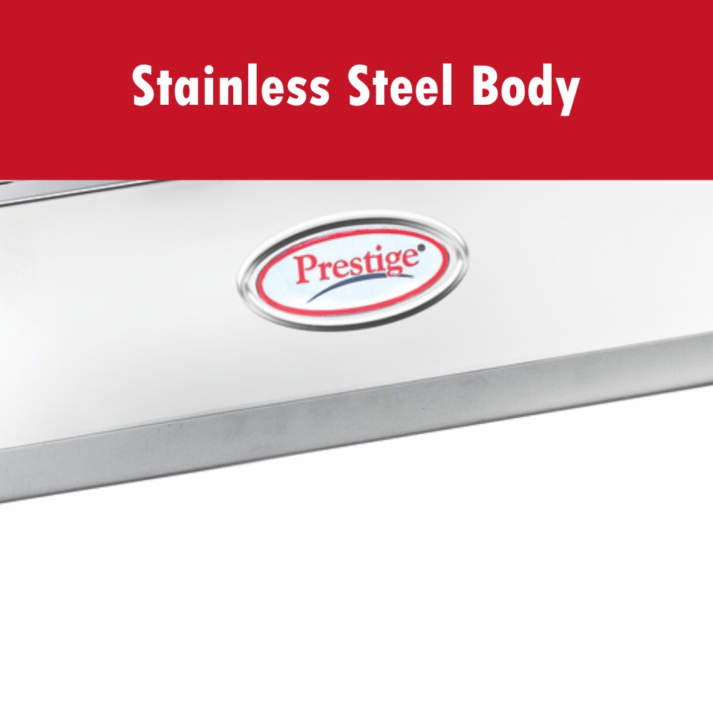 STAINLESS STEEL BODY