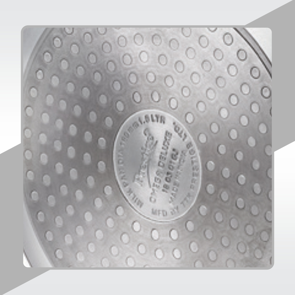 INDUCTION & GAS COMPATIBLE