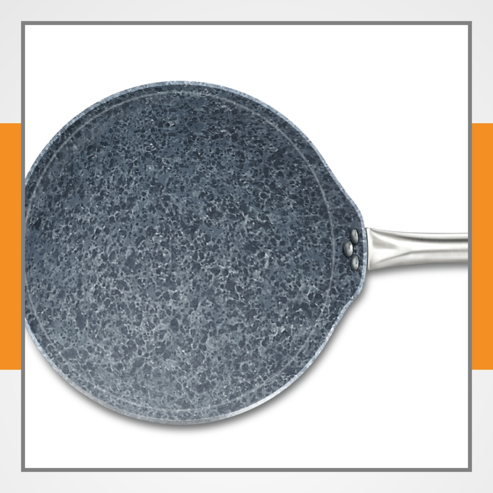 5 LAYER NON-STICK SURFACE