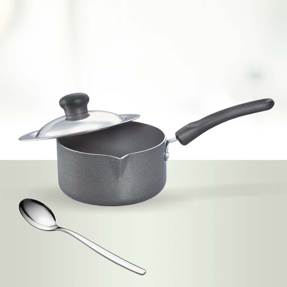 METAL SPOON FRIENDLY NON-STICK CCOATING
