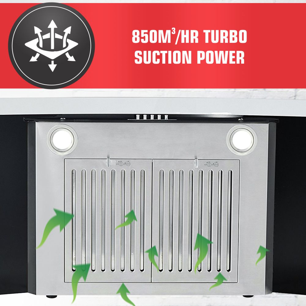 850M3/HR TURBO SUCTION POWER