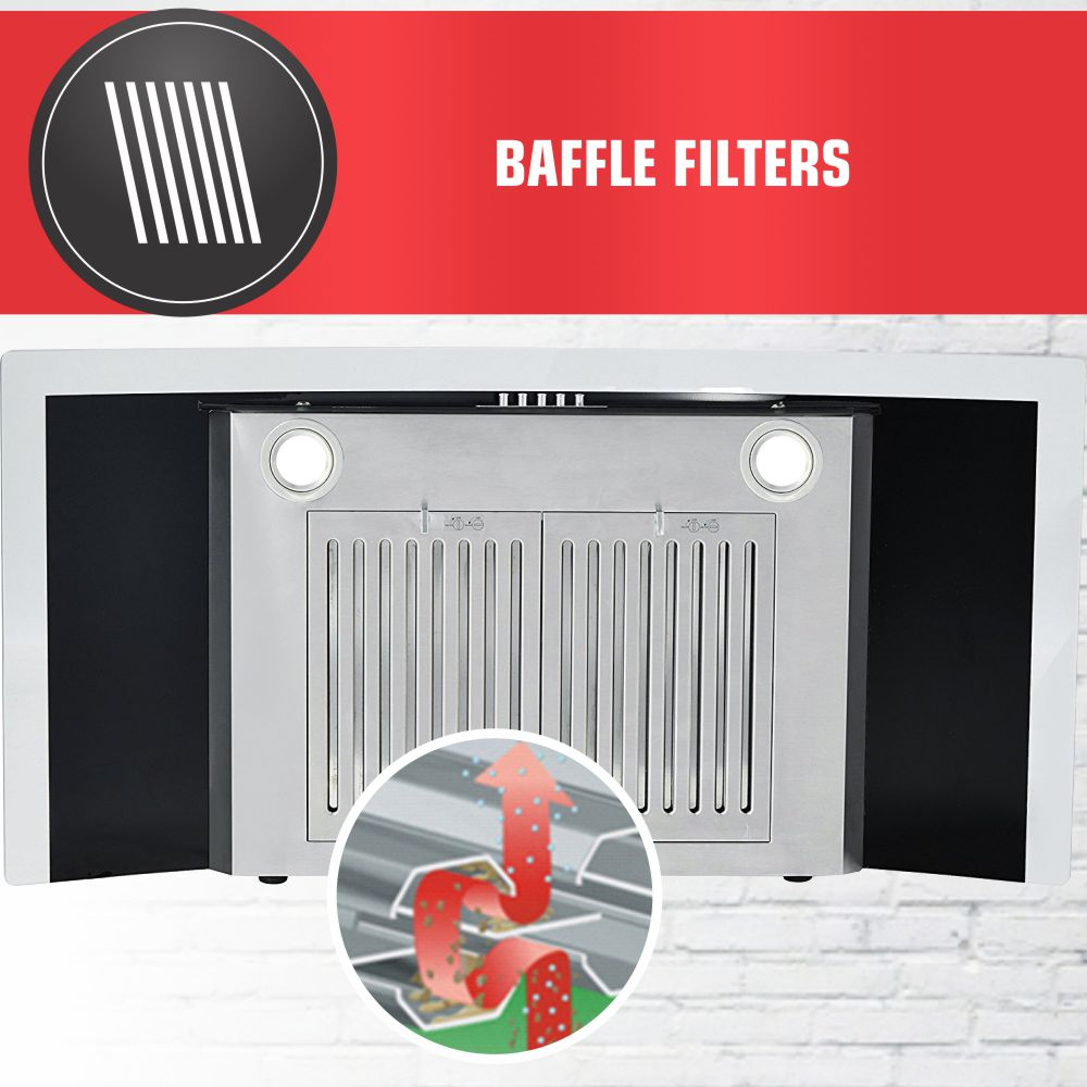 BAFFLE FILTERS