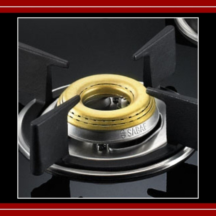 BRASS BURNER AND COMPONENTS FROM  SABAF ITALY