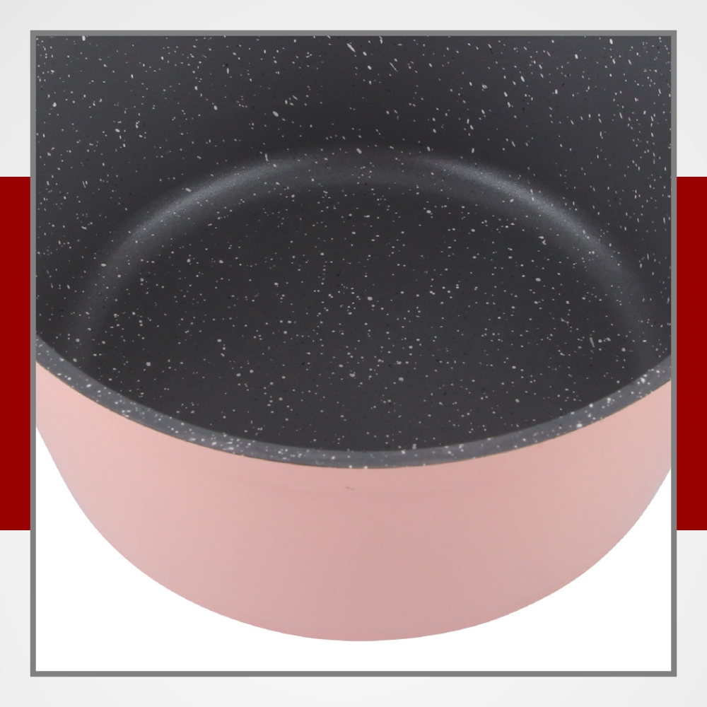 3-Layer Non-Stick Coating
