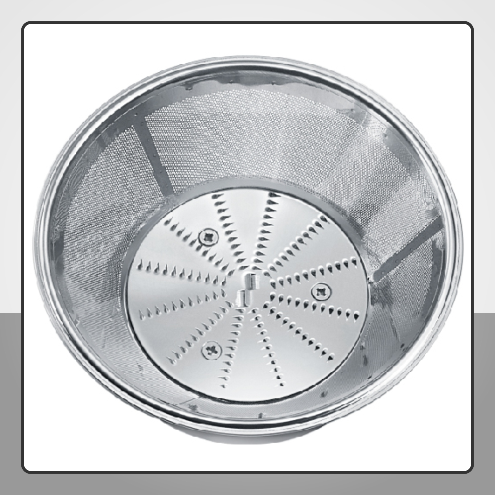 ADVANCED STAINLESS STEEL SIEVE