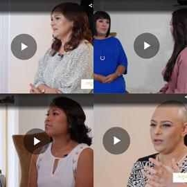 House of Native celebrates breast cancer survivor