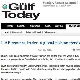 Gulf Today newspaper