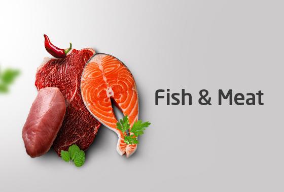 Fish & Meat